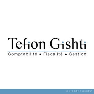 Florine Thonnard - Graphiste à Grâce-Grâce-Hollogne, Liège - Portfolio - Tefion Gishti - Comptable